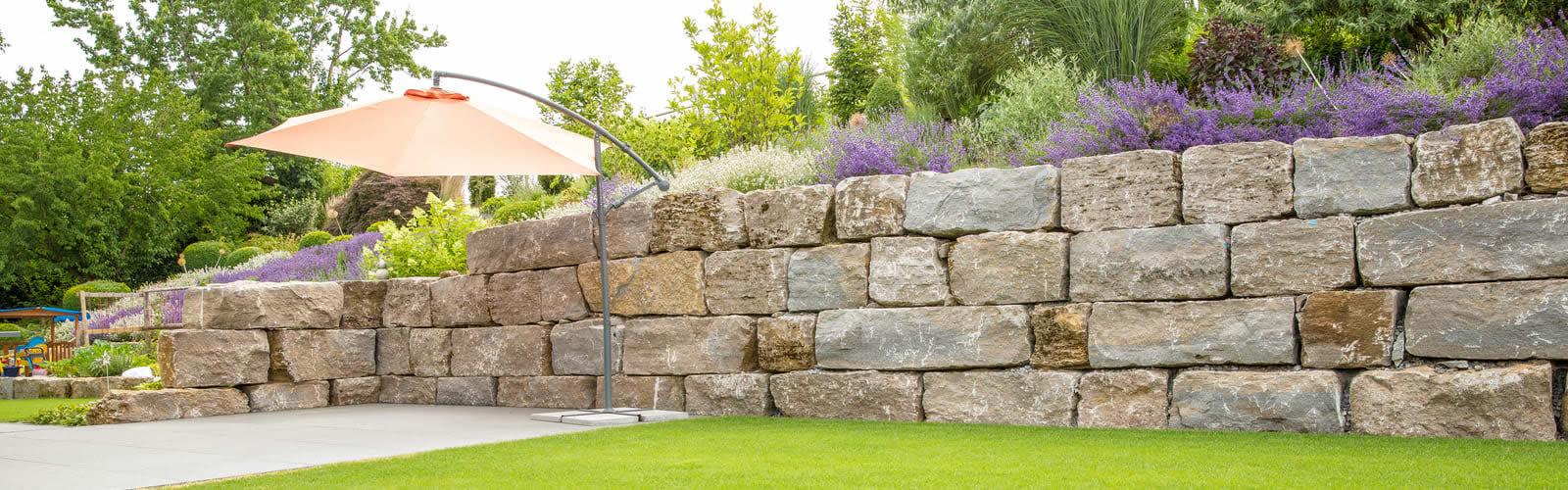 Mauerbau